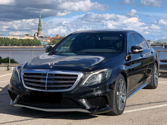 MB S W222 AMG Long
